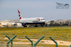British-Airways-Altet (Pegaso 2014) Tags: british airways leal aeropuerto elche