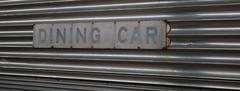 IMG_6678 (joyannmadd) Tags: galvestonrailroadmuseum texas trains railroad tracks traindpot museum historic cars engines memorobilia old sculptures silver diningcar menu plates wheels