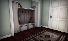 Mudroom (Lucie Bluebird-Lexington) Tags: alouette lark secondspaces thehomeshow2014