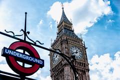 fine art zwaanpop-1 (ZwaanPOP) Tags: sky london clock underground metro bigben londen woutzwaagman zwaanpop zwaanpopcom