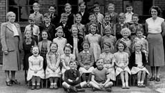 Rochdale (theirhistory) Tags: uk school boy girl socks shirt photo shoes dress sandals tie class teacher jacket junior gb shorts form wellies primary