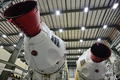 ULA Delta IV Heavy Boosters