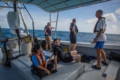 Aquarius Reef Base Mission (fiu) Tags: ocean sea marine key underwater program mission medina operations diver bouy aquarius islamorada em largo base fiu buoy islamorda aqaurius