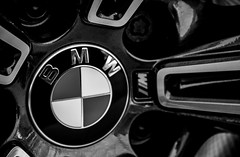 BMW M Power (Jeferson Felix D.) Tags: blackandwhite car branco canon eos preto e bmw gran luxury m6 pretoebranco coup bmwm6 luxurycar 18135mm 60d canoneos60d bmwm6grancoup