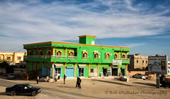 Green Building Nouakchott (Rob Whittaker Photography) Tags: africa capital westafrica mauritania greenbuilding whittaker nouakchott 2013 trarza sazzoo robwhittaker mauritaniacapital