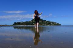 New Zealand honeymoon (pjarrettphoto) Tags: ocean travel sea newzealand island bay nz charlottesville kiwi tidal