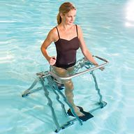 The In Pool Exercise (preciouskidsgreatparents) Tags: pool kids parents paradise exercise outdoor furniture great precious wicker the in