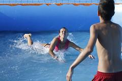 Watervoley (Supertal) Tags: people beach canon mar agua playa piscina personas arena bikini deporte voley voleibol chapuzón balón supertal watervoley eos7d