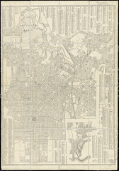 Clason's map of Los Angeles