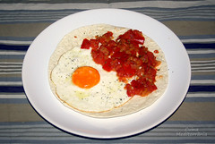 Huevos rancheros (cuinamediterrania) Tags: food pepper mexicanfood huevos eggs pimiento foodphotography
