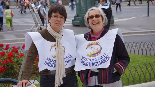 Ramazza Arcobaleno 2014: spazziamo via le disuguaglianze