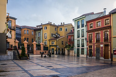 Plaza Trascorrales (Moleiro) Tags: espaa spain espanha asturias oviedo trascorrales plazatrascorrales