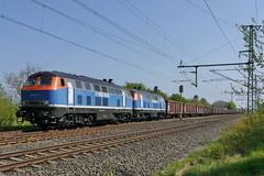 P1590913 (Lumixfan68) Tags: eisenbahn rail 225 züge loks baureihe nbe güterzüge dieselloks