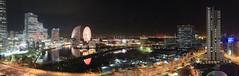 IMG_0433-35_stitch-1 (JIMI_lin) Tags: ferriswheel yokohama kanagawa kannai     21 yokohamasakuragichowashington