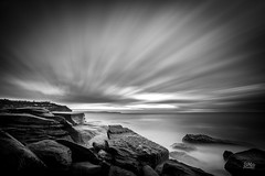 Moby (Mike Hankey.) Tags: seascape sunrise focus published legacy whalebeach focus14