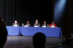 """At a Candidates Forum • <a style=""""font-size:0.8em;"""" href=""""http://www.flickr.com/photos/117301827@N08/14046795869/"""" target=""""_blank"""">View on Flickr</a>"""