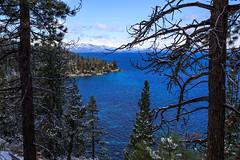 Lake Tahoe - 97 (www.bazpics.com) Tags: california blue winter summer usa sun lake snow cold color colour green ice water america drive spring unitedstates turquoise nevada tahoe laketahoe shore april keep 26th 2014 barryoneilphotography newwashoecity