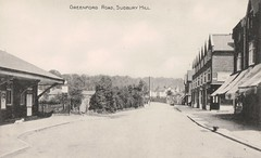 Greenford Road SCAN1269 (tomylees) Tags: old postcard april middlesex 27th sudburyhill 2014 c1915 greenfordroad