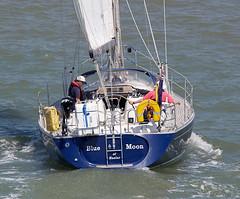 Yacht (Bernie Condon) Tags: sea water boat sailing yacht solent sail yachts southamptonwater