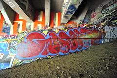 DEMURE (STILSAYN) Tags: california graffiti oakland bay east area 2014