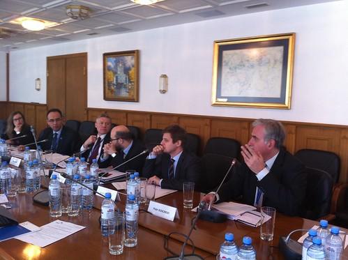 Третья встреча международной рабочей группы «Большая Европа – 2030»