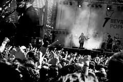 Live @ Bevrijdingspop Haarlem 2014 (Lszl_F) Tags: blackandwhite bw music haarlem festival freedom blackwhite fuji live crowd band fujifilm cheer liberation fists liberationday 2014 bevrijdingsdag 5mei handsintheair fujifilmx10 fujix10 5mei2014 bevrijdingsdag2014 bevrijdingspop2014 bevrijdingspophaarlem2014