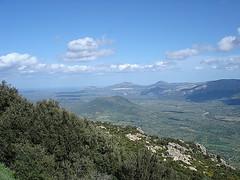 La valle del Cedrino dal Monte Ortobene (NU) (toninomoreddu) Tags: sardegna italy italia sony dsc sardinien cerdena dorgali nuoro oliena sardeigne cedrino montecorrasi montebardia montetului