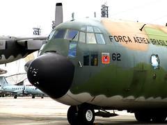 FAB2462 Fora Area Brasileira KC-130 Lockheed L-100 Hercules GIG/SBGL  BAGL Base Area do Galeo (...Rodrigues...) Tags: do lockheed base hercules area fora brasileira galeo bagl l100 kc130 fab2462 gigsbgl