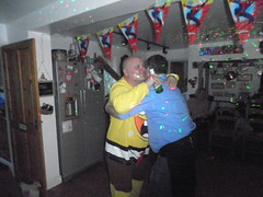 117 (Mig_R) Tags: party may german stanley fancydress 2014 whiterabbits elkesley