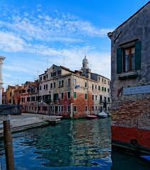 Venice : Rio de le Muneghete / Rio San Pantalon (Pantchoa) Tags: venice italy nikon italia venecia venezia venetie veneto wideanglelens sanrocco 13mm d7100 riosanpantalon riodelemuneghete tokinaaf1228mmf4 tokinaatx1228f4prodx