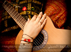 (Madeeha Al-Hussayni) Tags: music art love beauty creativity photography poetry hand guitar arabic spanish instrument spirituality sufi sufism gibran khalil madeehaalhussayni