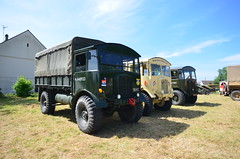 70th anniversary of D-Day - Camp Gold Beach - 6th of june 2014 (Dirk Bruin) Tags: camp 6 france beach june juni gold gun display anniversary 25 return overlord sector artillery british normandy dday reenactment 70th 6th 1944 2014 herdenking normandië pounder