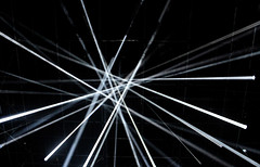 (Evelien Gerrits) Tags: light canon licht glow eindhoven spot 1024 lightart tesseract lightinstallation lichtkunst gerrits lichtstad lightartfestival canon600d canoneos600d 1024architecture eveliengerrits glow2013