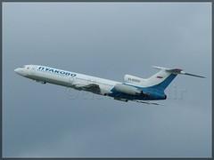 RA-85800 Tupolev Tu-154M Pulkovo Aviation (elevationair ✈) Tags: dusseldorf airliners 154 tupolev dus tu154 pulkovo eddf pulkovoaviation dusseldorfinternational ra85800