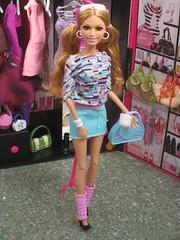 Mastel Industries 'The Closet Show' (mydollfamily) Tags: summer kara nikki barbie drew lea glam teresa marissa kayla fashiondoll mattel luxe chandra midge nichelle jayla trichelle barbiestyle soinstyle barbiebasics