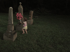 Youth 1 (tylersullivan618) Tags: life flowers baby cemetery graveyard youth dark children dead death child tombstone eerie graves babygirl haunting youthful carbondale tombs southernillinois 2yrold lifeanddeath siu tylersullivan
