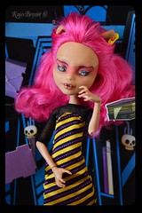 DSC_0063 (Cain_Bennet) Tags: doll ooak mh howleen monsterhigh kainbennet
