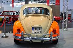 Volkswagen 1300 Beetle Sedan Tipo 1 (1967) (Transaxle (alias Toprope)) Tags: auto show cars beautiful beauty car nikon power mobil fair voiture exhibition leipzig motors international ami coche soul carros carro motor autos messe powerful macchina carshow coches motorshow voitures toprope 2014 macchine d90