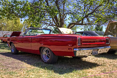1969 Plymouth Roadrunner Convertible (dmentd) Tags: 1969 plymouth convertible roadrunner