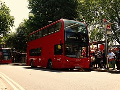 Abellio London Alexander Dennis Enviro400H (2447 - SK14 CUG) E1 (London Bus Breh) Tags: bus london buses alexander dennis hybrid ealing tfl londonbuses ealingbroadway adl transportforlondon havengreen hybridbus 2447 alexanderdennis hybridtechnology abellio alexanderdennislimited routee1 enviro400h abelliolondon alexanderdennisenviro400h e400h 14reg sk14cug londonbusesroutee1