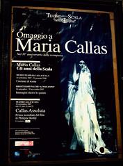 """Omaggio A Maria Kallas"" Teatro Alla Scala. (Milan, Italy) (dimi_bach) Tags: milan milano italy mariacallas callas μαρια καλλασ piazza della scala teatro alla theater theatre performance actors music piazzadellascala teatroallascala"