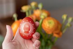 Easter Egg (Leo Reynolds) Tags: webthing photofunia xleol30x xxx2014xxx