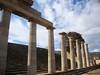 the ancient temple of Athena - Lindos (marsider07) Tags: temple ancient greece rhodes lindos ρόδοσ λίνδοσ ναόσ αρχαίοσ