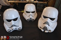 2014 Joliet Library SW Day002 (The Clone Emperor) Tags: public star midwest day library wars base joliet garrison 2014 nar starwarsday shaddaa jolietlibrary