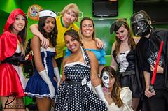 Costume Party 2014 (PauloFotografoSantista) Tags: party brazil costume sp santos fantasia shooting paulo festa sao riachuelo 2014 fotografando