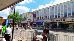 NORTHAMPTON TOWN (People,Places & things I like..) Tags: city urban bus london station train bay town kilt centre tiger parking central tram terminal marks imaging coop spencer bays nationwide scots northamton primark of lornick