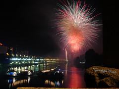 (Beppe_92) Tags: torino fireworks po sangiovanni fuochidartificio murazzi lungopo