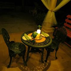 IMG_2380_fix (goatling) Tags: light home night island curtain gazebo tropical tropic caribbean cayman lantern carib caymanislands tropics grandcayman caribe westbay westindies britishwestindies gcm201407