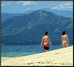 Sandbar Island (2.2 Million + views!!! Thank you!!!) Tags: cruise canon geotagged sand caribbean xsi canonxsi 18135mmstm paintshopprox6 pspx6 royalwow