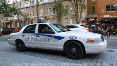 Service de police de la VIlle de Québec (SPVQ) (QC) (policecanada.ca) Tags: ford quebec police interceptor 6270 spvq